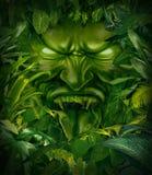 密林恐惧 免版税库存图片