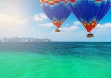 密林海岛海 免版税库存照片