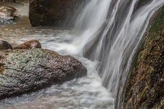 密林瀑布VI 库存图片