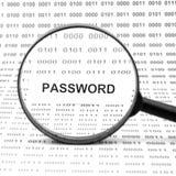 密码概念 免版税库存照片