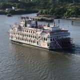 密西西比河 库存照片