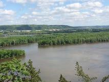 密西西比河 免版税图库摄影