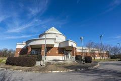 密西西比Alcorn大学的计量学实验室 库存图片