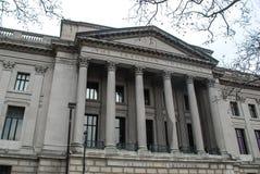 富兰克林学院科技馆,费城,美国 免版税库存照片