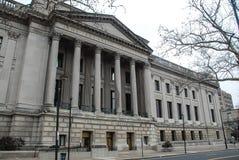 富兰克林学院科技馆,费城,美国 免版税库存图片