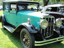 1929年富兰克林135体育轿车 免版税库存图片