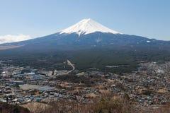 富士圣 库存照片