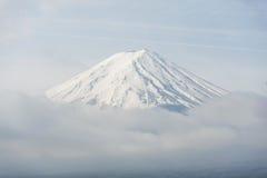 富士在日本 免版税库存照片
