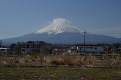 富士山日本 免版税图库摄影
