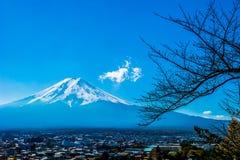 富士山 免版税库存图片