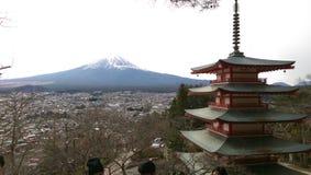 富士山 免版税图库摄影