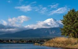 富士山 库存图片