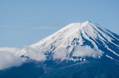 富士山 免版税库存照片