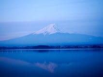 富士挂接 免版税图库摄影
