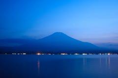 富士日本挂接 免版税库存照片