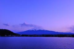 富士日本mt视图 库存照片
