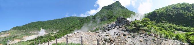 富士箱根公园 库存图片