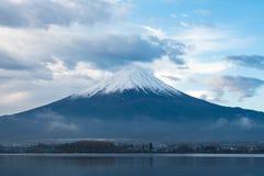 富士 免版税库存照片
