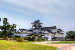 富山城堡#4 免版税库存照片