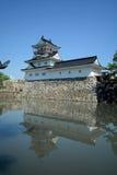 富山城堡#2 免版税库存照片