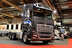 富豪集团FH16 750耐用卡车 免版税库存照片