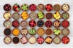 寒冷和流感补救的Superfood 免版税库存照片