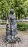 对供水的纪念碑 免版税图库摄影