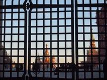 对俄罗斯的制裁 免版税库存照片