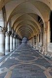 对共和国总督的宫殿的看法。 免版税库存照片