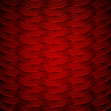 对剧院阶段的红色窗帘 10 eps 库存照片