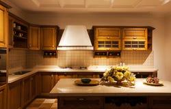 厨房17 库存图片