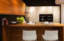 厨房30 库存图片