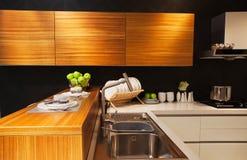 厨房33 免版税库存图片