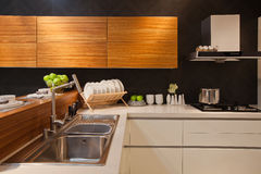 厨房34 免版税图库摄影