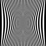 对各种各样的样式的畸变作用 几何被扭屈的textu 皇族释放例证