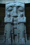 对国家的争斗的纪念碑在莱比锡,德国 库存图片