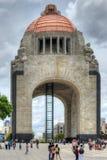 对墨西哥革命的纪念碑 免版税库存照片