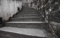 对天堂的楼梯 免版税图库摄影