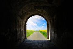 对天堂的门入口 免版税图库摄影