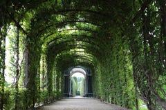 对天堂的门道入口 免版税图库摄影