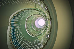 对天堂mx的楼梯 免版税库存图片