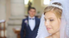 对她的丈夫的妻子轮 股票视频
