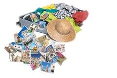 对威尼斯概念的旅行 免版税库存照片