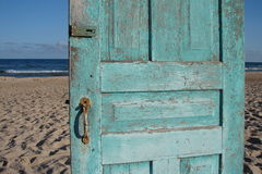 对您的想象力的门 库存照片