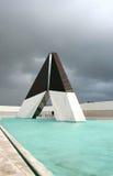 对战争的英雄纪念碑 库存图片