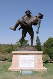 对战士, Canakkale的纪念碑 库存照片