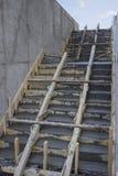 对新的机会的楼梯 库存图片
