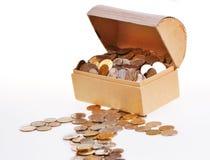 对方式的财务成功 免版税库存图片