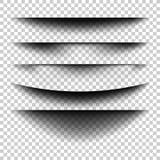 对方格的背景的透明现实纸屏蔽效应 库存图片