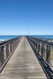 对无限的桥梁 免版税图库摄影
